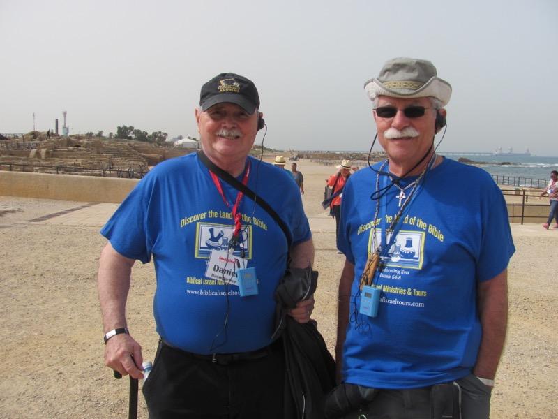 Biblical Israel Tours April 2017