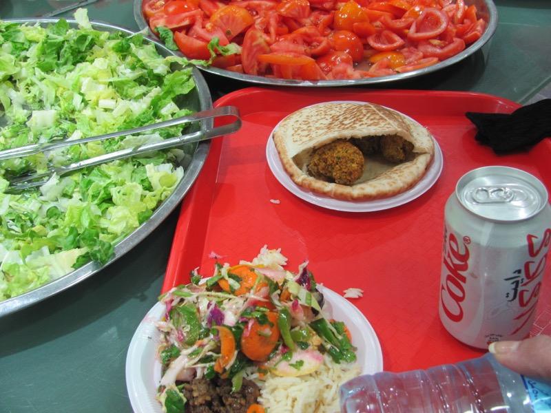 Falafel April 2017 Israel Tour