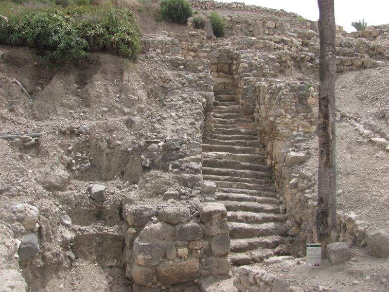 Megiddo April 2017 Israel Tour
