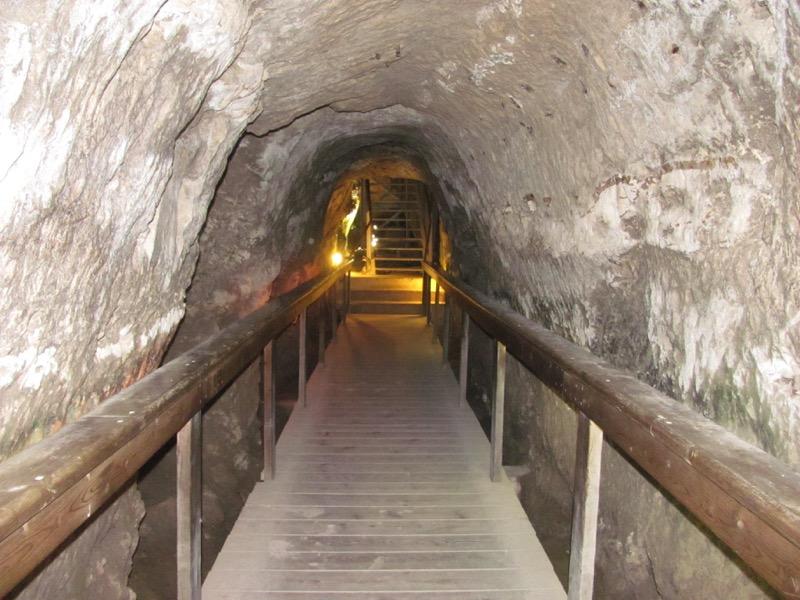 Megiddo water system April 2017 Israel Tour