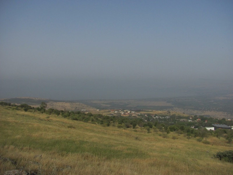 Sea of Galilee April 2017 Israel Tour