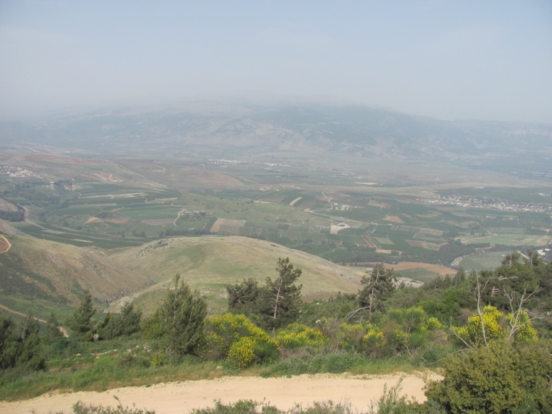 Mt. Hermon April 2017 Israel Tour