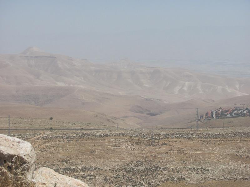 Samaritan Hills April 2017 Israel Tour