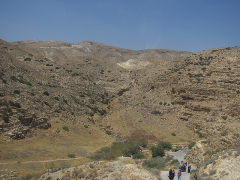 Samaritan Hills April 2017 Israel Tour