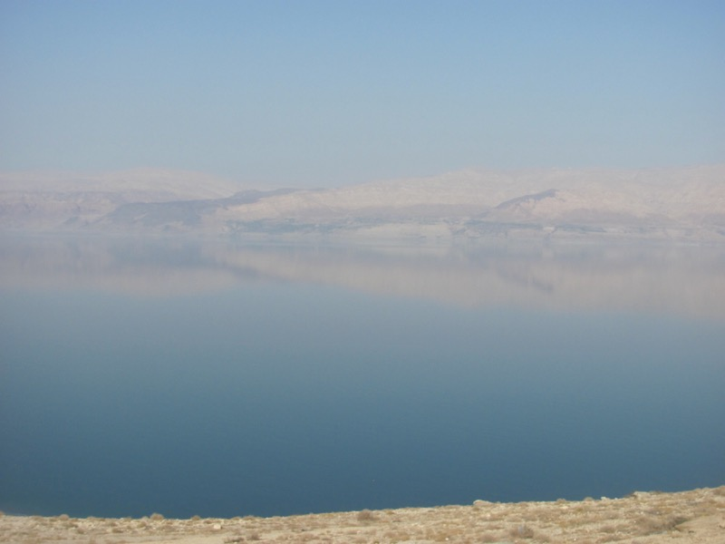 Dead Sea and Jordan April 2017 Israel Tour