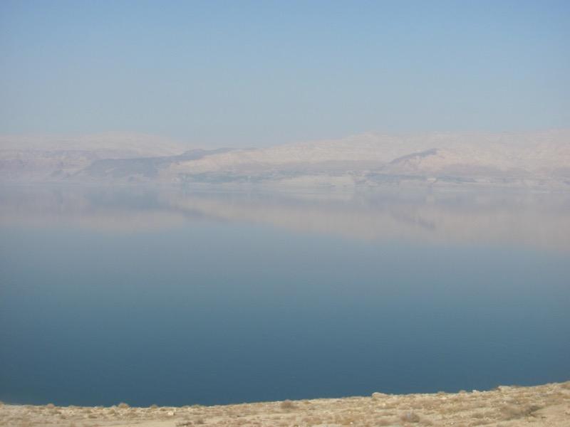 Dead Sea and Jordan April 2017 Israel Tour