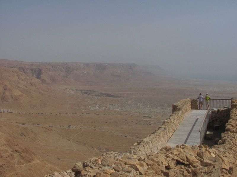 Masada April 2017 Israel Tour