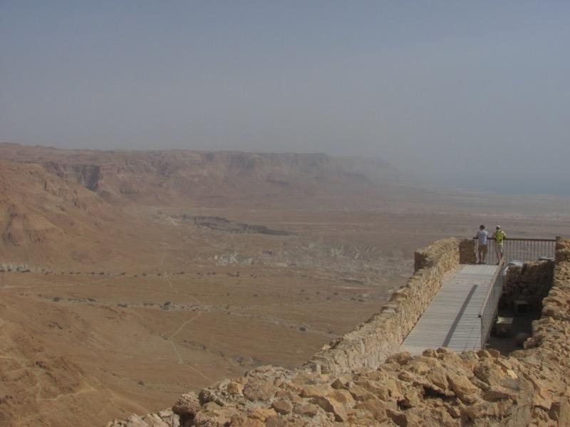 Masada April 2017 Israel Tour