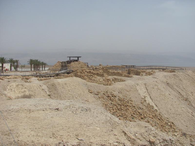Qumran April 2017 Israel Tour
