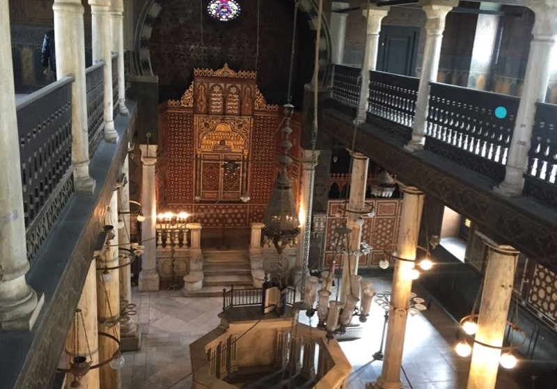 Ben Ezra Synagogue Egypt April 2017 Egypt Tour