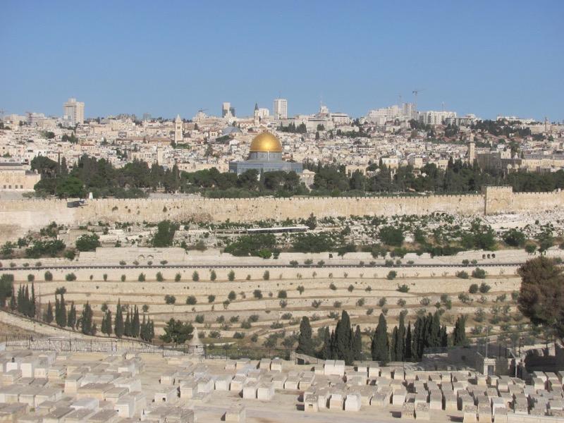 Jerusalem Temple Mount April 2017 Israel Tour