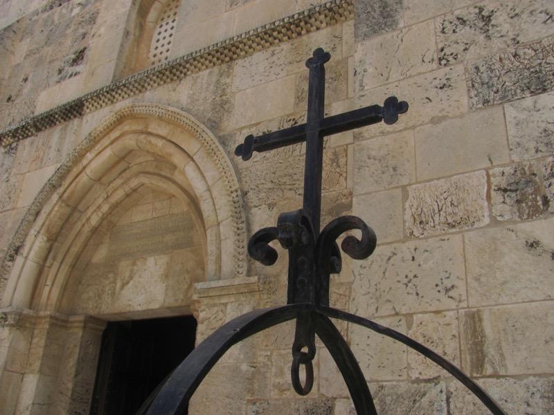St. Anne's Church Jerusalem April 2017 Israel Tour