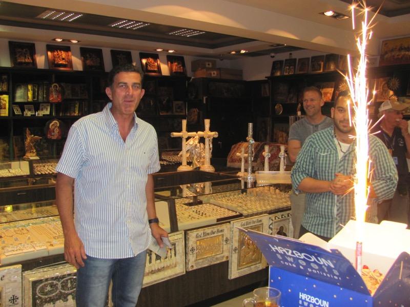 Happy Birthday April 2017 Israel Tour