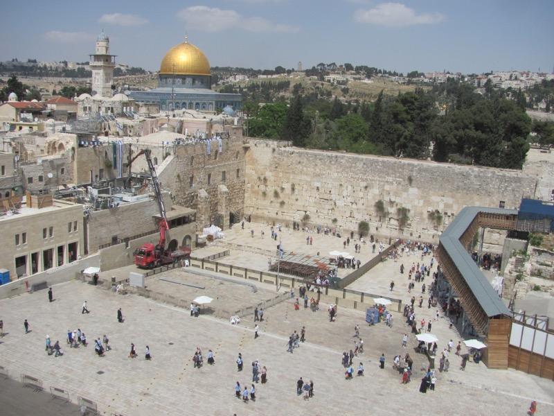 Western Wall Jerusalem April 2017 Israel Tour