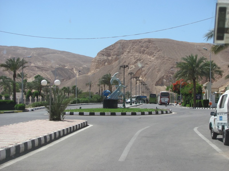Taba Border April 2017 Egypt Tour