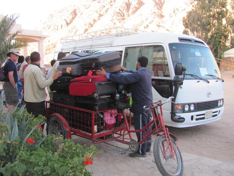 SInai Desert April 2017 Egypt Tour
