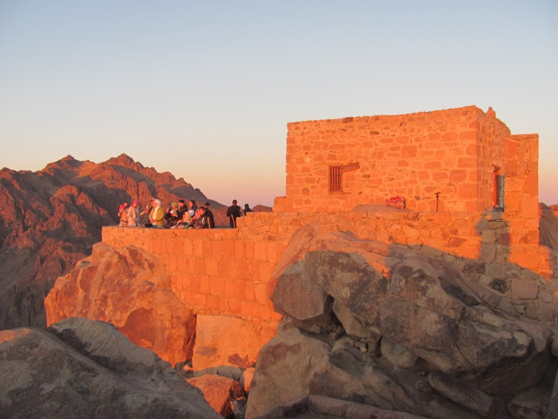 Mt. Sinai Hike May 2017 Egypt Tour