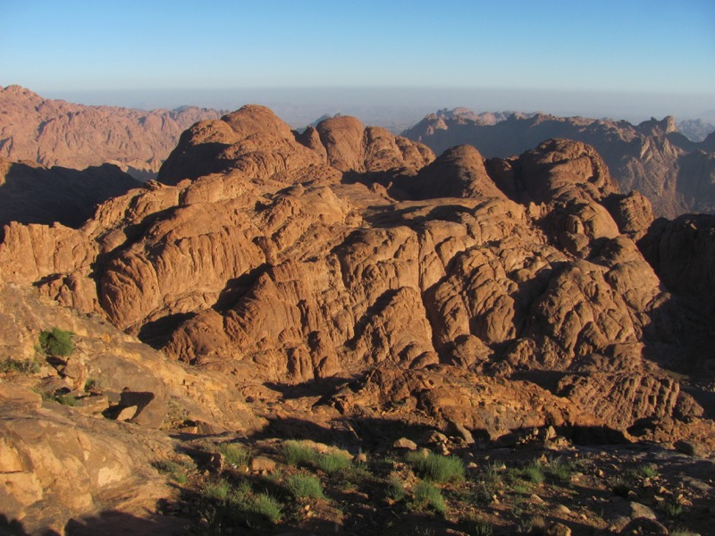 "Visiting the ""Traditional"" Mt. Sinai"