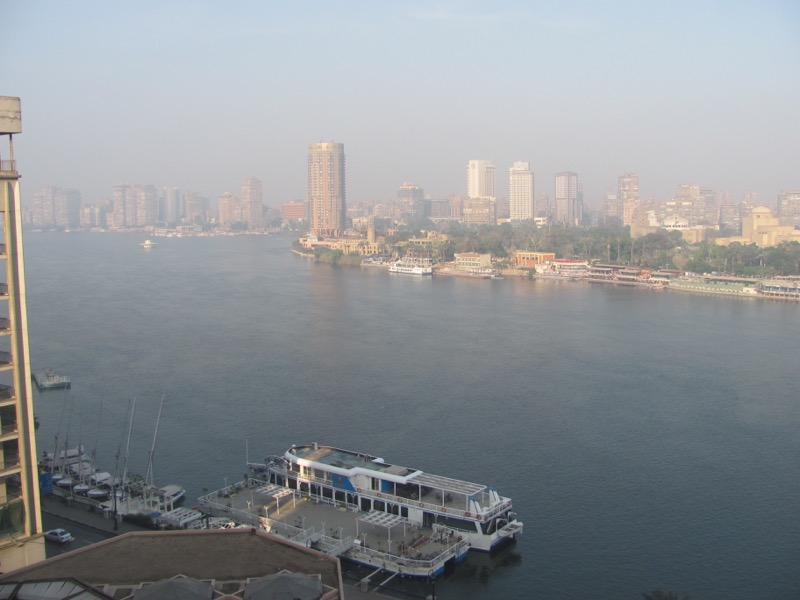 Nile River Cairo April 2017 Egypt Tour