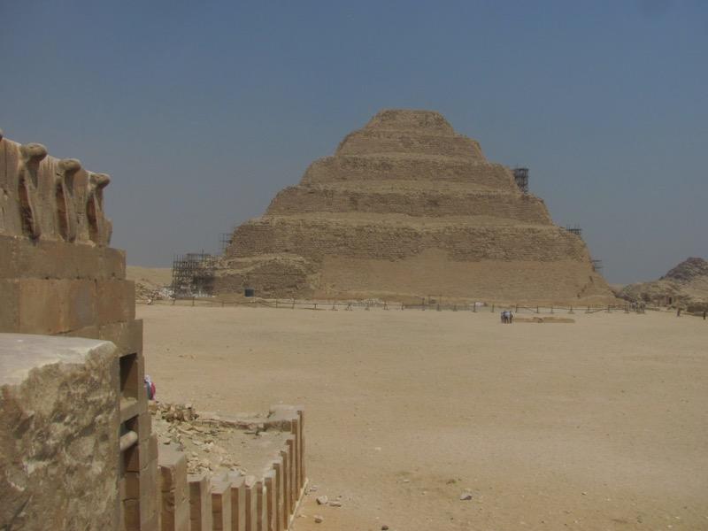 Sakkara Egypt April 2017 Egypt Tour