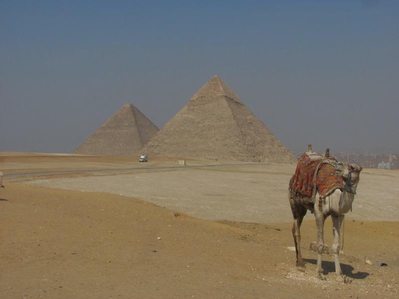 Egyptian pyramid April 2017 Egypt Tour