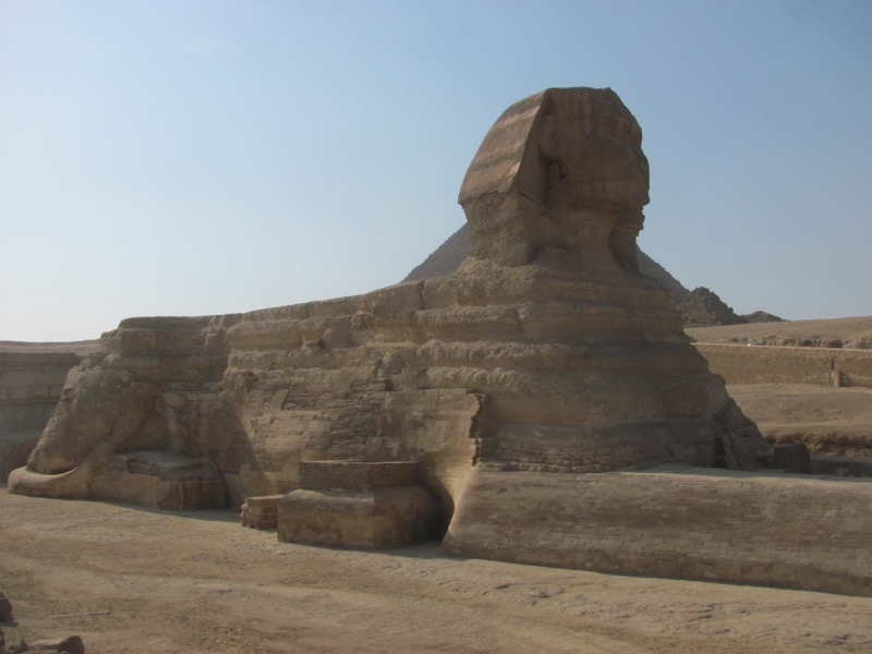 SPhinx April 2017 Egypt Tour