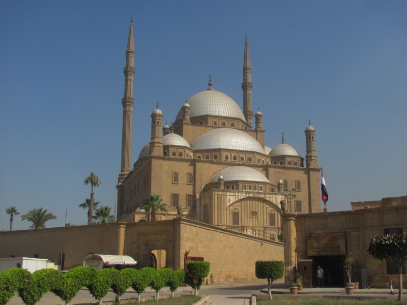 Citadel Ali Mohammed Mosque April 2017 Egypt Tour