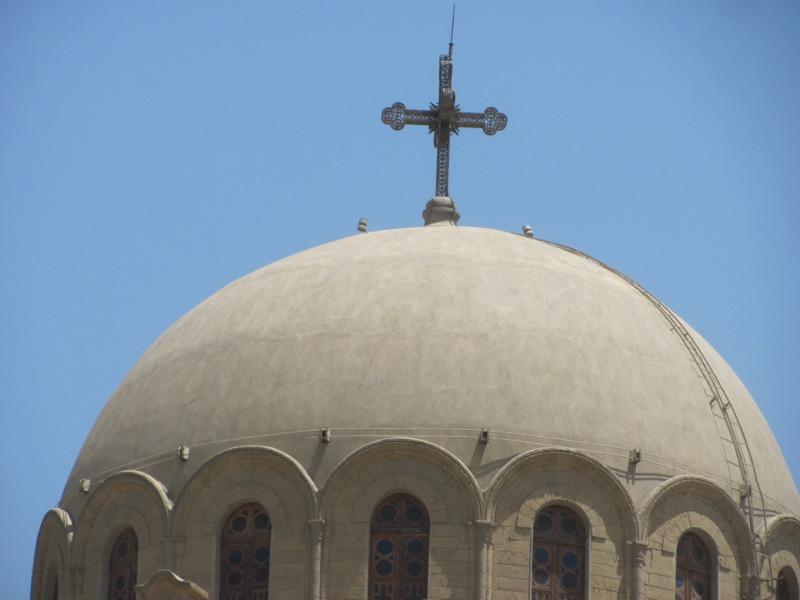 Coptic Church Cairo April 2017 Egypt Tour