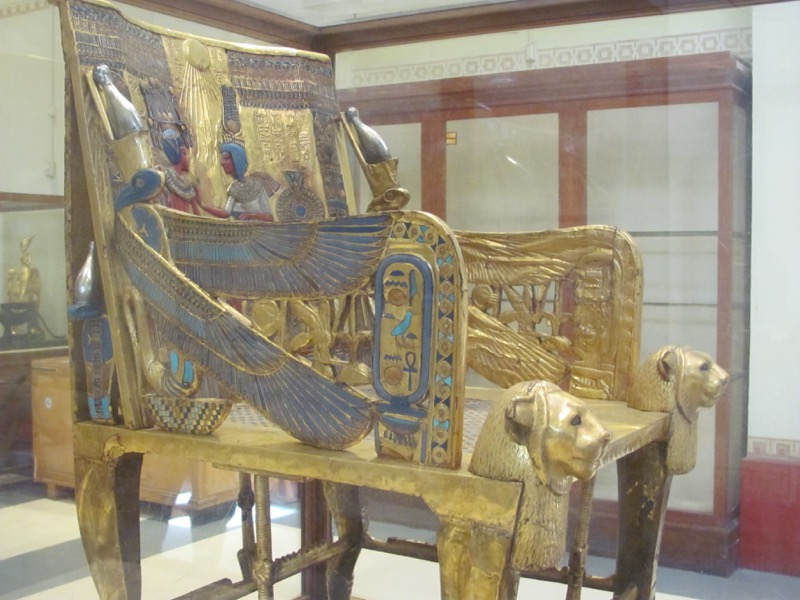 Egypt Museum Tut Cairo April 2017 Egypt Tour