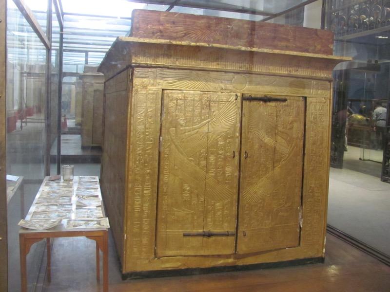 Egypt Museum Tut Cairo April 2017 Egypt Tour