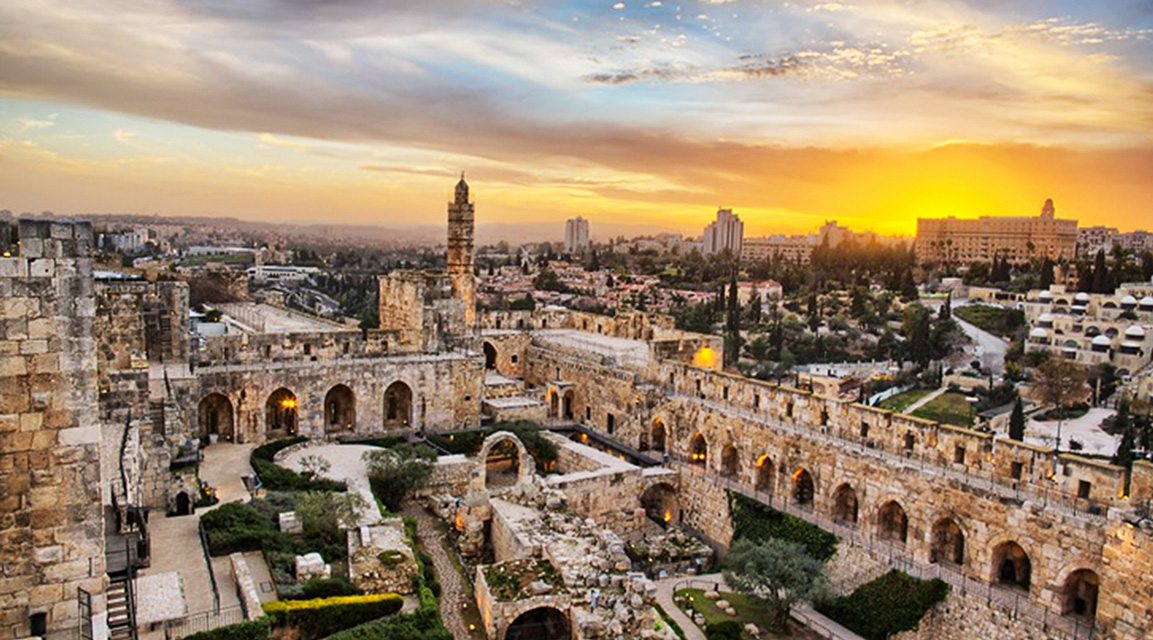 Jerusalem – The City of Gold