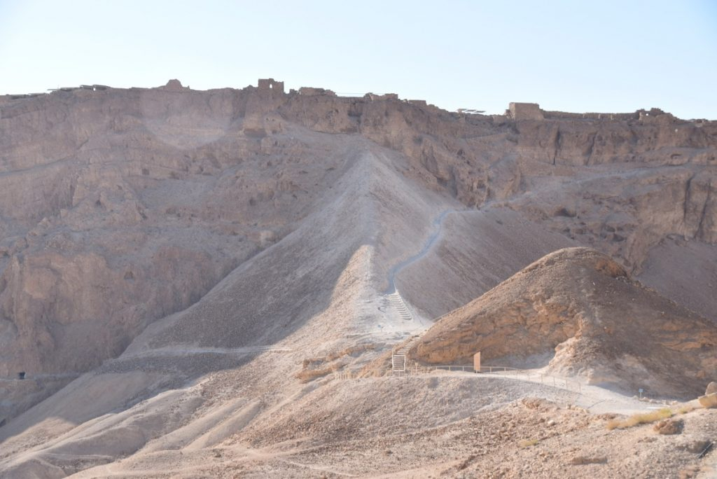 Masada June 2017 Israel Tour