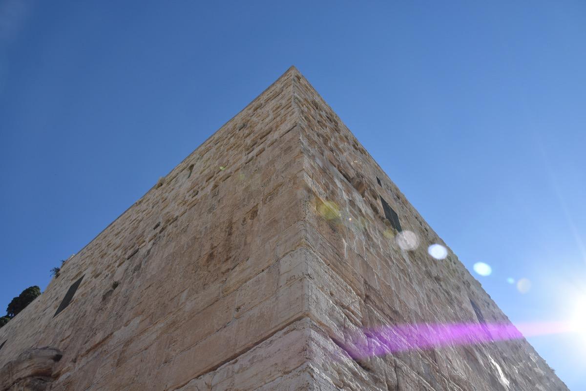 Pinnacle of Temple