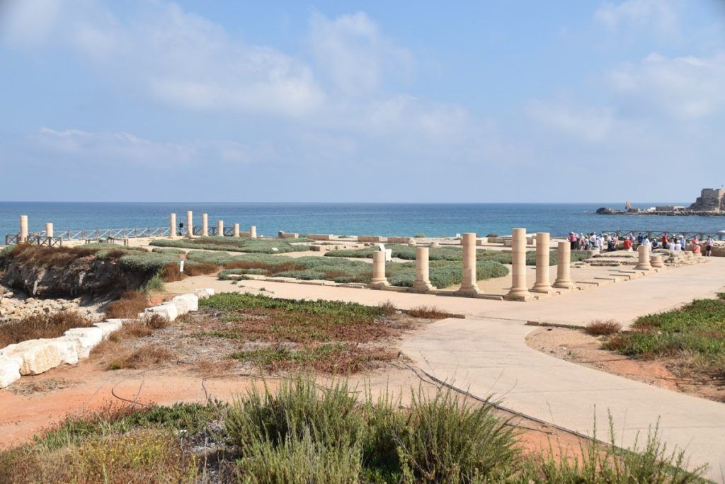 Caesarea palace June 2017 Israel Tour