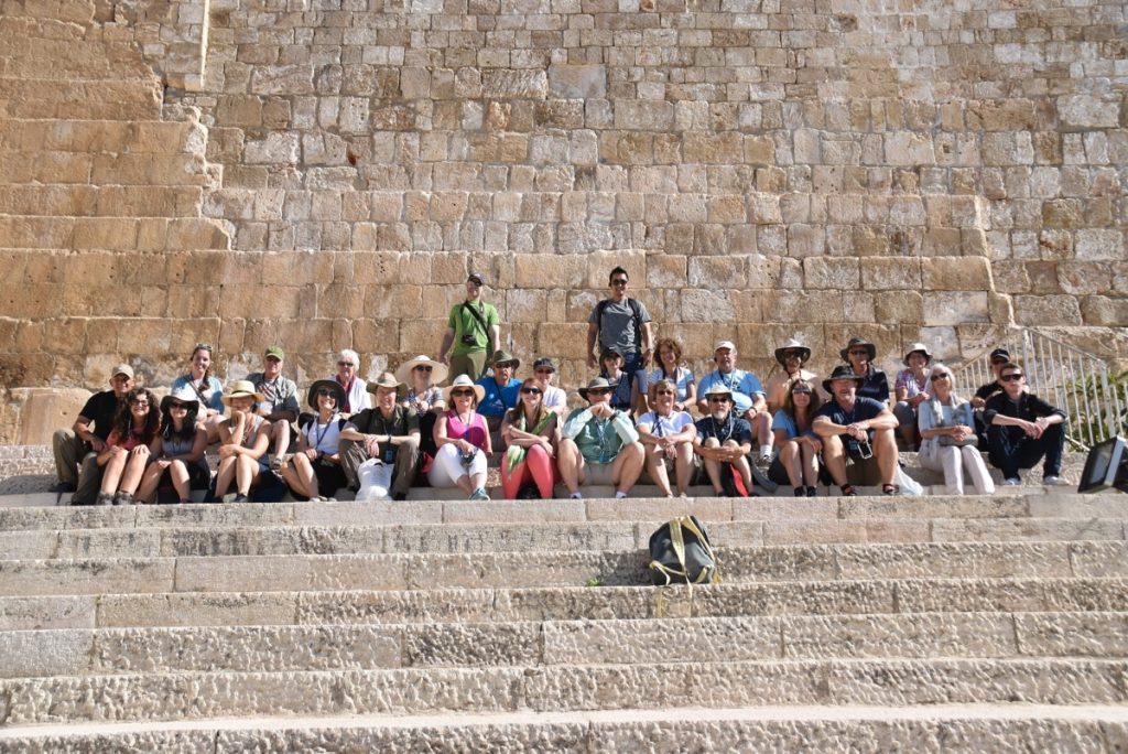 Temple steps Jerusalem June 2017 Israel Tour
