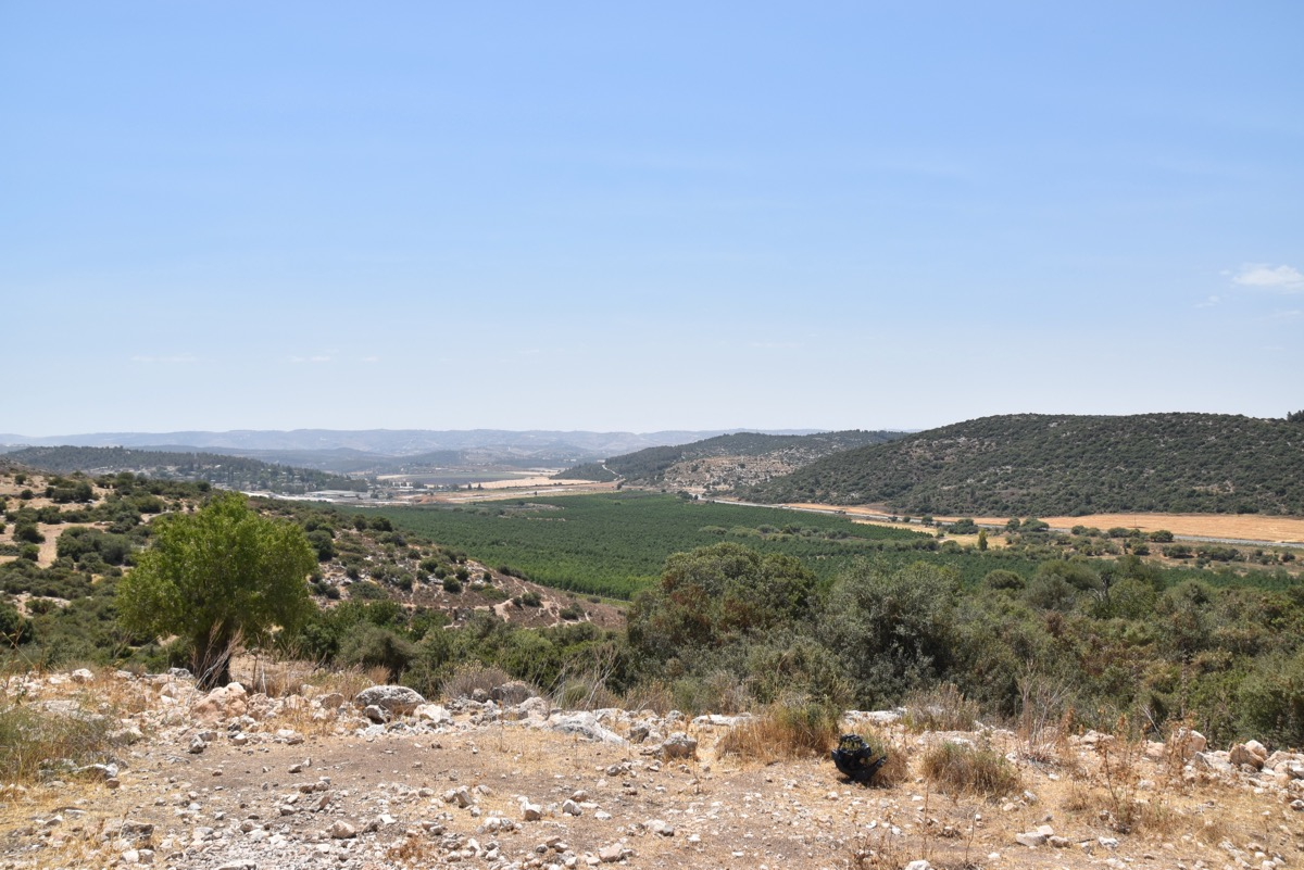 Stone Of Joshua Beth Shemesh: This Is A Summary Of Day 3 Of Our June, 2017 Israel Tour