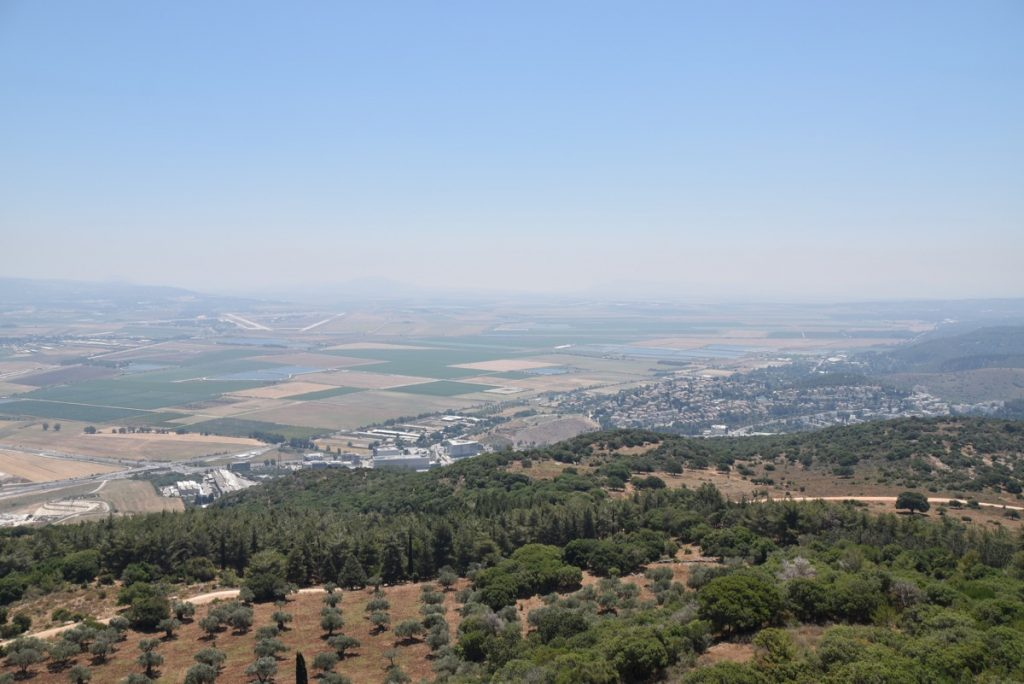 Jezreel Valley June 2017 Israel Tour