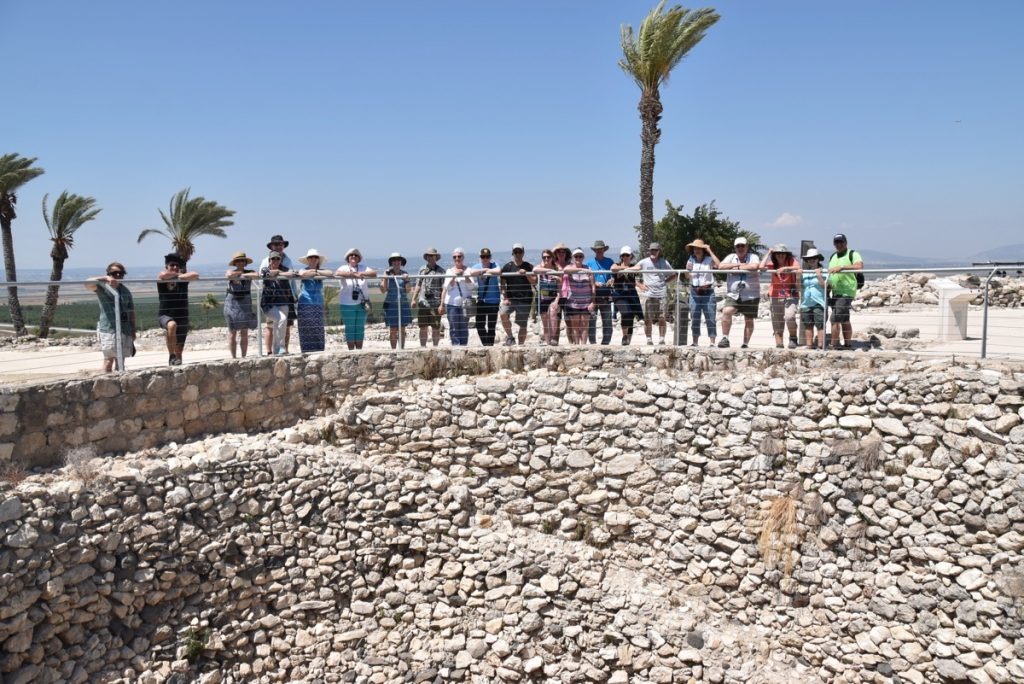 Megiddo June 2017 Israel Tour