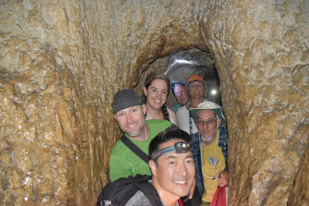 Hezekiah's Tunnel City of David June 2017 Israel Tour