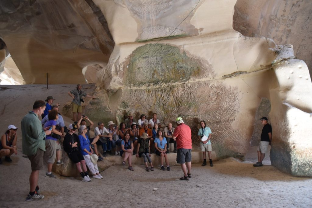 Beit Guvrin June 2017 Israel Tour
