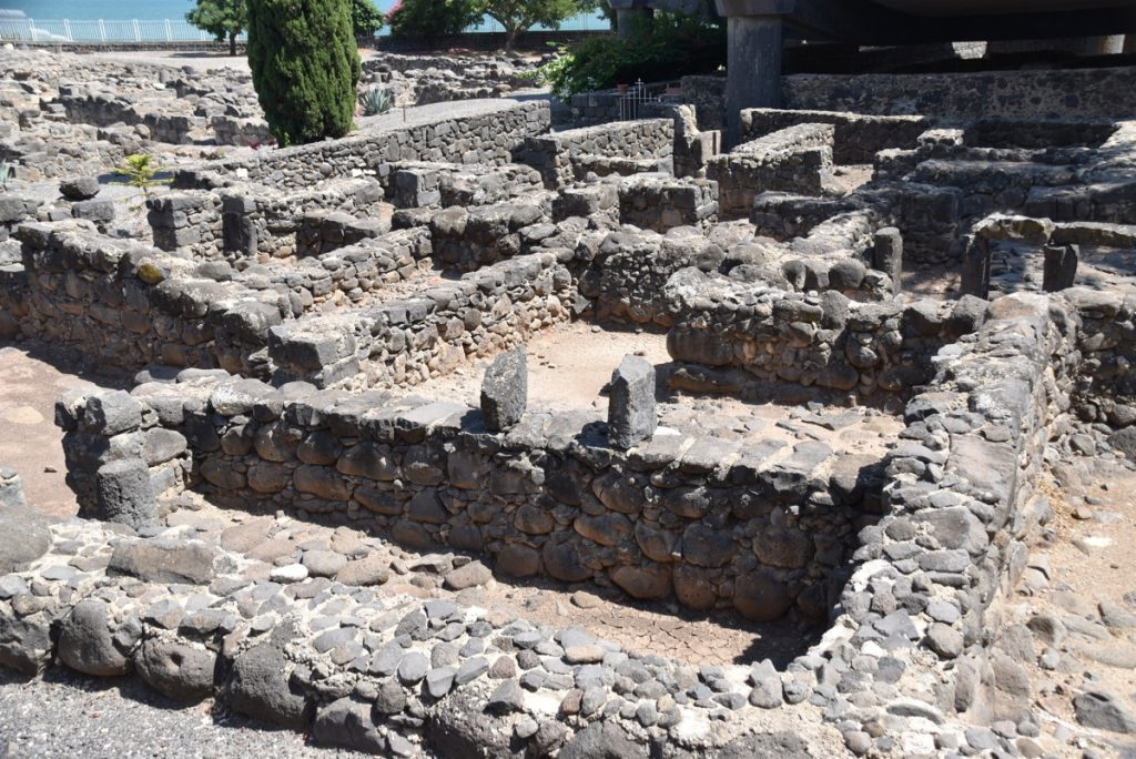 Capernaum June 2017 Israel Tour