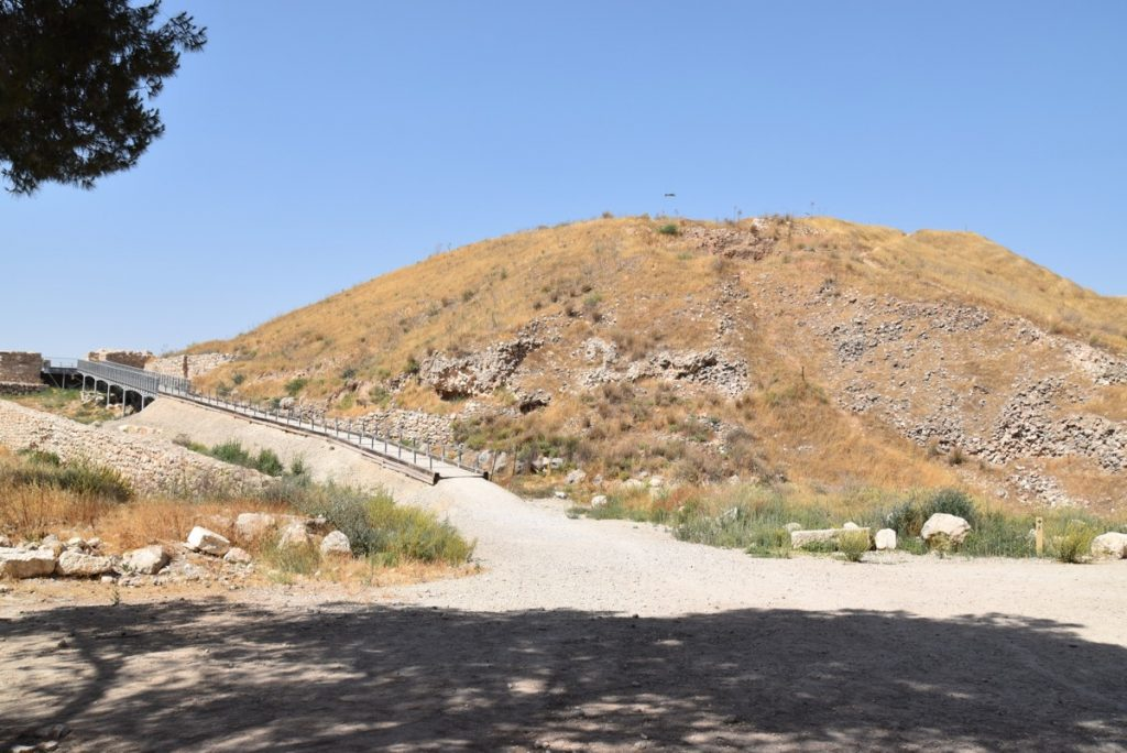 Lachish June 2017 Israel Tour