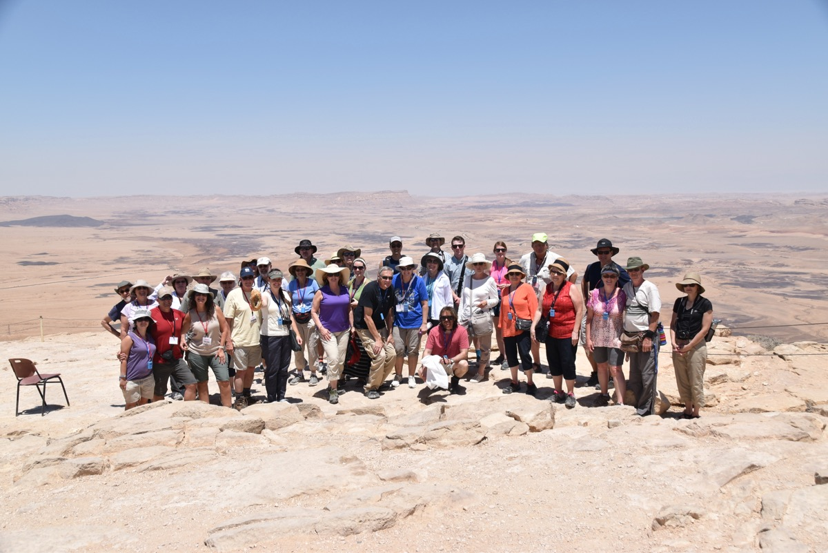 June 2017 Israel Tour – Day 4 Summary