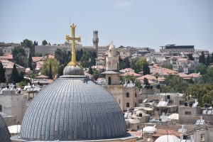 Holy Sepulcher Church Jerusalem