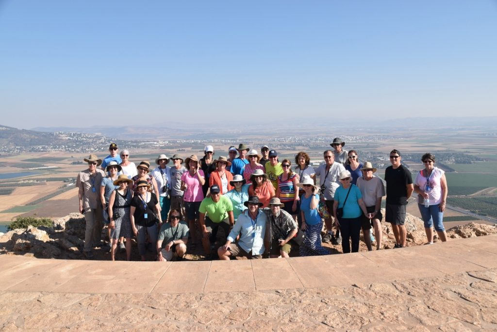 Nazareth precipice June 2017 Israel Tour