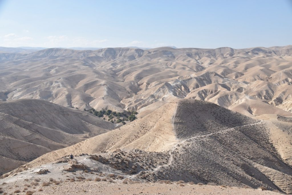Wadi Qelt June 2017 Israel Tour