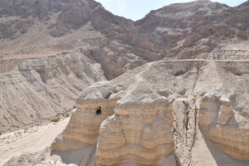 Qumran Cave 4June 2017 Israel Tour
