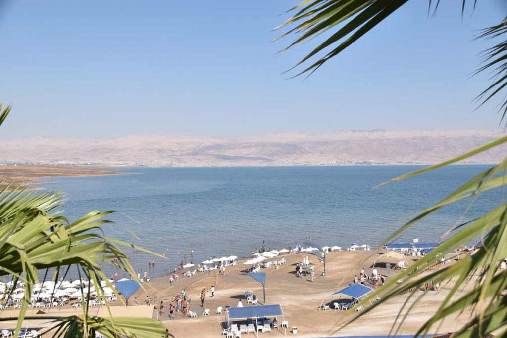 Dead Sea June 2017 Israel Tour