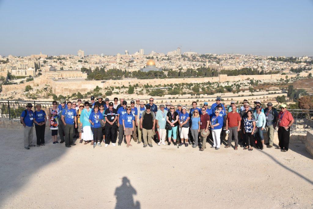September 2017 Israel Tour Group