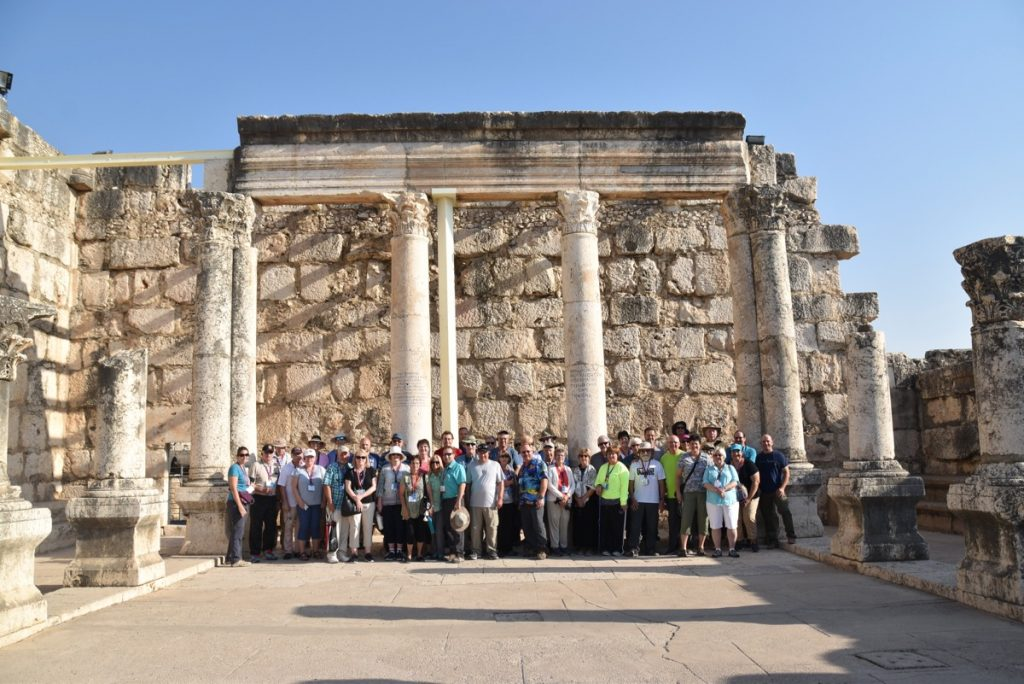 September 2017 Israel Tour Group